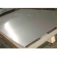 Quality Duplex Stainless Steel 310 Plate / 10mm Thick Polished Stainless Sheet for sale