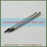 how to connect a weller pes50 heating element