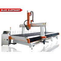 Quality ELE 2050 ATC woodwork cnc router machine , 4 axis wooden carving machine with cnc machine price for sale
