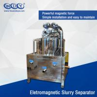 Quality Magnetic Separation Equipment Slurry Wet Magnetic Separator For Grinding Machine for sale