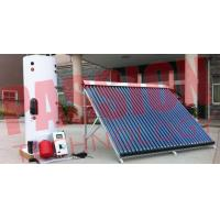 Quality 300L Closed Loop Solar Water Heater For Sewage Purification Environmental Protection for sale