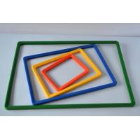 Quality Custom ABS POS Plastic Snap Frame Exhibition A3 A4 A5 in Clear Green Black for sale