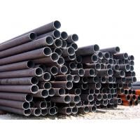 Quality Zinc Coated Weld Steel ERW Tube 30 Inch , Cold Drawn Seamless Steel Tubing for sale