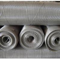 Quality Galvanized window screen with factory price for sale