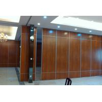 Quality Modern Decorative Folding Rolling Wall Partitions For Banquet Hall for sale