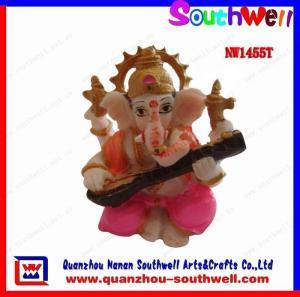 China Polyresin Mini Ganesh Statue on sale