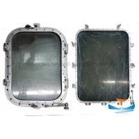 Quality Large Safety Factor Marine Windows For Boats Ocean - Going Vessel Standard Duty for sale