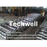 Quality K Span Roof Panel Roll Forming Machine For Coil Width 914mm, 17.7kw Capacity Power for sale