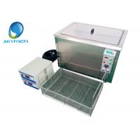 Frequency Ultrasonic Cleaner : Dual frequency ultrasonic cleaner with ce approvals