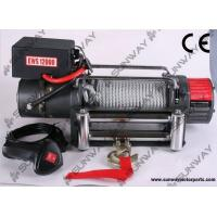 Quality 12000LB Car Winch/Electric Winch  for sale