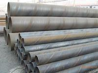 Quality DIN30670, CAN/CSA Z245-M92 Polyethylene coated Spiral welded steel pipe for sale