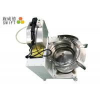 Quality Easy Operated Automatic Zip Tie Tool PLC Touch Panel Controlling For Motor Coil for sale