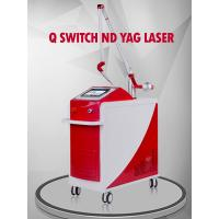 Good manufacturers nd yag q switched laser tattoos removal machine