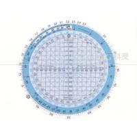 Quality Plastic Circular Flight Planning Computer for Performing Flight Calculation  E6B-CIRC for sale