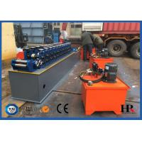 Quality Light Steel Structure Villa / Prefabricated House Kits Roll Forming Machine for sale