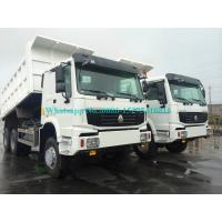 Quality SINOTRUCK HOWO 30T 336hp 6x6 10 wheeler all wheel Drive off road Mining Dump Truck For DR CONGO Rough Terrain Road for sale