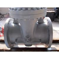 ASTM A216 Cast Steel Gate Valve With Pass Valve 150LB, RF