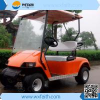 Quality 2 Seats Prices Electric Golf Car for Golf Courses for sale
