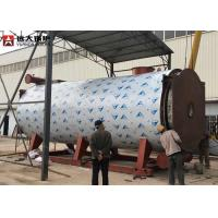 Buy cheap 5 Ton Diesel Oil Fired Thermic Oil Boiler For Carboard And Paper Factory from wholesalers