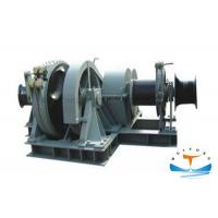 Quality High Speed Marine Anchor Windlass 8-617 KN Working Load Long Service Life for sale
