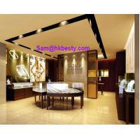 Quality Jewelry store Design and furniture design, jewelry showcases manufacturer for sale