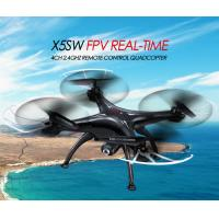 China X5SW WIFI FPV Real-Time RC Drone 2.4G 4CH Headless RC Quadcopter Camcorder W/ HD Camera on sale