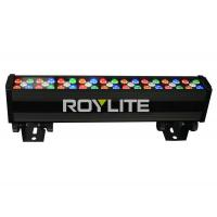 Quality Energy saving 3 DMX LED Wall Washer For theatre lighting with 45 x 3w RGBWA 50HZ for sale