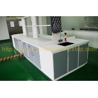 China Water - Repellent  Epoxy Resin Laboratory Bench Top Various Thickness Available on sale