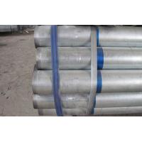 China 3MM Galvanized Pipe Structural Steel Sections GI Pipe For Pipelind on sale