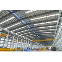 Quality Alkyd Paint Tubular Steel Structures With AWS , BS , EN , ISO Certificate for sale