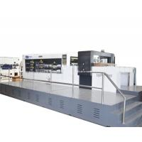 Quality Automatic die-cutting and creasing machine with stripping for sale