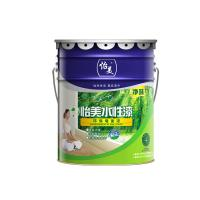 Quality No Benzene Water Based Wall Paint Anti Mildew Pure Taste Water Based Coating for sale
