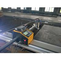Buy cheap 1500 * 3000MM Portable CNC Cutting Machine 220V Plasma CNC Cutter With THC from Wholesalers