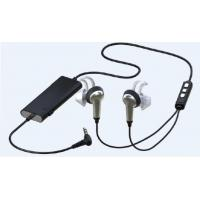 China Noise-canceling Headphone, wide range Frequency response, battery embedded, high sensitivity on sale