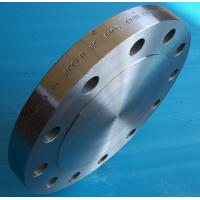 Quality Carbon steel forged ASTM A105 Blind flange for sale