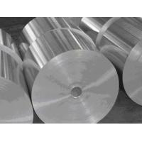 Quality AA1235 / AA8011 Heavy Duty Food Service Foil , Strong Aluminium Foil Bright Side for sale