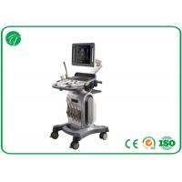 Quality Automatically / Manually Color Doppler Ultrasound Scanner For Pregnancy Baby Checking for sale