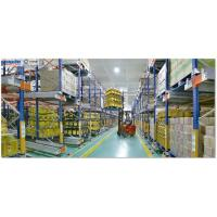 Quality Warehouse High Density Cold Storage System Large Capacity Customized Color for sale