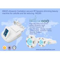 Quality 40khz Ultrasonic Weight Loss Cavitation Body Slimming Machine Face Lift For Celulite And Fat Reducing for sale