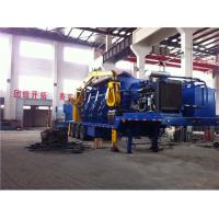 Quality 25MPa Working Pressure Portable Baler , Bale size 800*700mm for sale