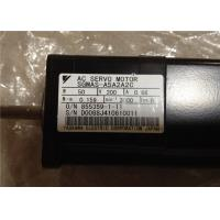 Quality 50W 200V Industrial Servo Motor With 17bit Absolute Encoder SGMAS A5A2A2C for sale