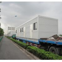 Quality made in china wide modular container house with four doors for sale