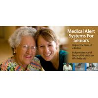 Quality Lifemax Autodial Elderly Medical Help House Alarm systems with two blue panic buttons for sale