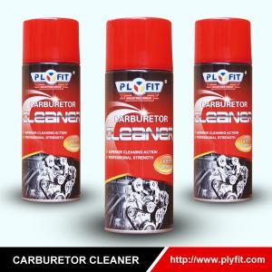Quality Tinplate Can Aerosol Carburetor 400ml Choke Carb Cleaner for sale