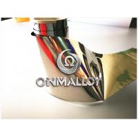 Quality Permalloy Foil Soft Magnetic Alloys Thickness 0.05mm For Magnetic Shielding for sale