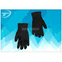 Quality Customized Size Vinyl Exam Gloves / Anti Static Sterile Latex Gloves for sale