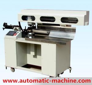 wire cutter and stripping machine