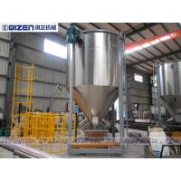China Vertical Cattle Feed Mixing Machine , High Capacity Livestock Feed Mixer For Farm on sale