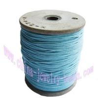 China Fashion wax cotton cord jewelry wire wholesaler on sale