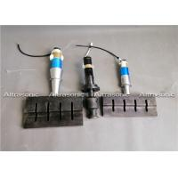 Quality 20K Ultrasonic Sealing Machine For Films And Paper Continuous Bonding for sale